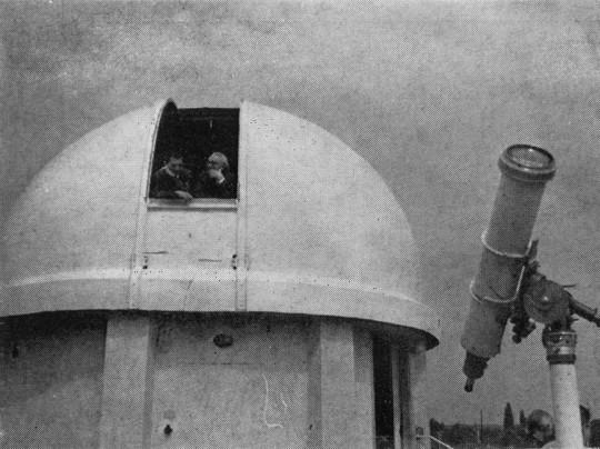 A kisfiú, aki le akarta lőni a Halley-üstököst @ Balaton Csillagvizsgáló | Balatonfűzfő | Magyarország