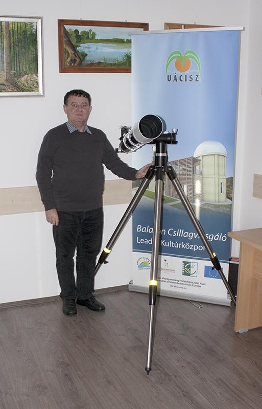 A Hold kutatása régen és napjainkban @ Balaton Csillagvizsgáló | Balatonfűzfő | Magyarország