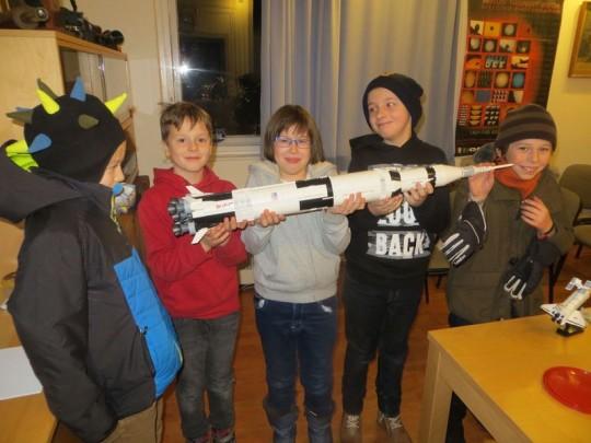 Gyermekszakkör 8-12 éveseknek @ Óbudai Polaris Csillagvizsgáló