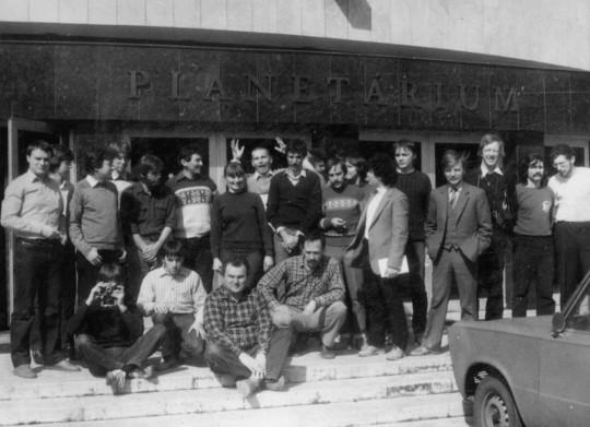 Az első nagylétszámú, igazi PVH-találkozónak a Budapesti Planetárium adott otthont 1985. március 30-án.