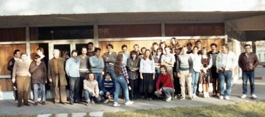 MMTÉH-PVH találkozó Veszprémben, 1986.