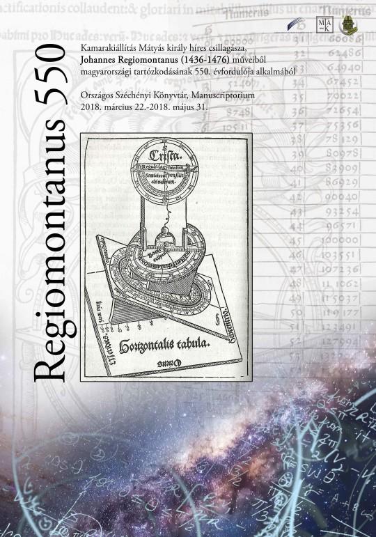 Regiomontanus 550 @ Országos Széchényi Könyvtár