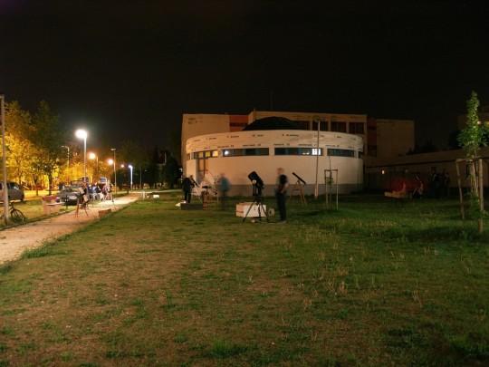 Múzeumok Éjszakája Kecskeméten @ Kecskeméti Planetárium; Kecskeméti Egyetemi Csillagvizsgáló