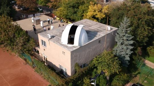 Távcsöves bemutató @ Óbudai Polaris Csillagvizsgáló | Budapest | Magyarország