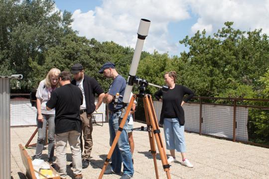Kutatók Éjszakája Szolnokon @ TIT Uránia Bemutató Csillagvizsgáló Szolnok