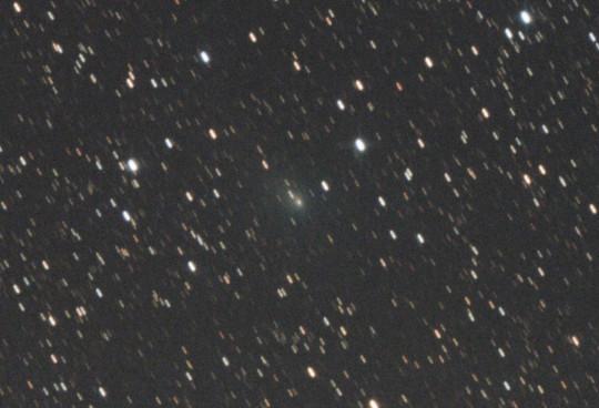 2018.07.01. 21:15:00- 21:22:20 (UT); 9x50s kép; 200/800 Newton; AZ-EQ6; ISO 1600; vezetés: MGEN