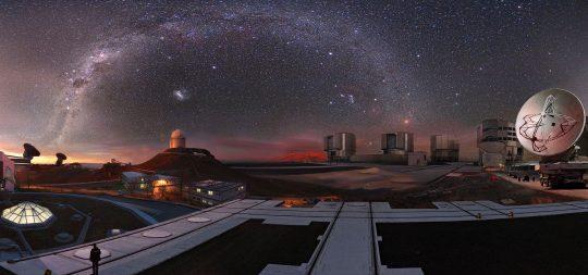 Európai csillagászat a 2020-as években: tervek és vágyak @ Óbudai Polaris Csillagvizsgáló
