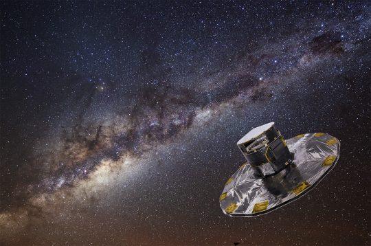 Gaia-útilakauz galaxislakóknak @ Óbudai Polaris Csillagvizsgáló