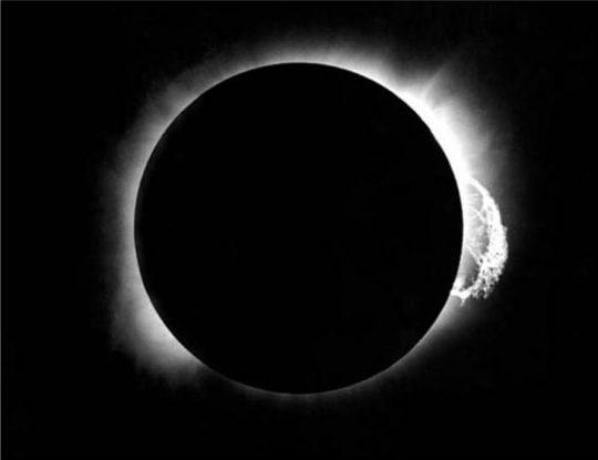 Teljes napfogyatkozás 100 évvel ezelőtt @ Óbudai Polaris Csillagvizsgáló