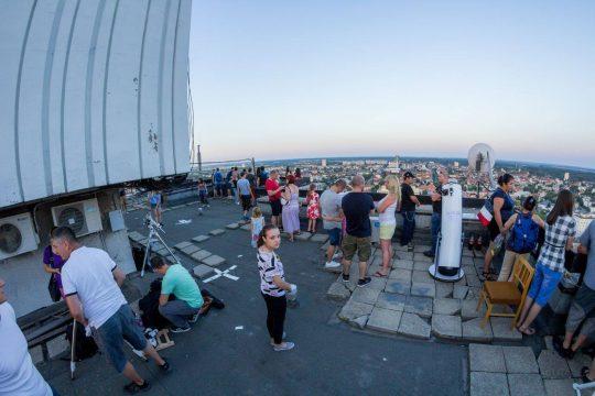 Múzeumok Éjszakája Szolnokon @ TIT Uránia Bemutató Csillagvizsgáló