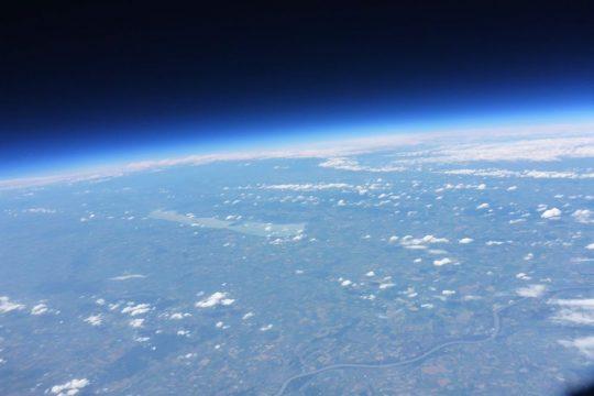 """A BCsE az """"űrbe"""" megy! - Az Űrbatyu ballon indítása Ajkán @ Városi Szabadidő- és Sportcentrum"""