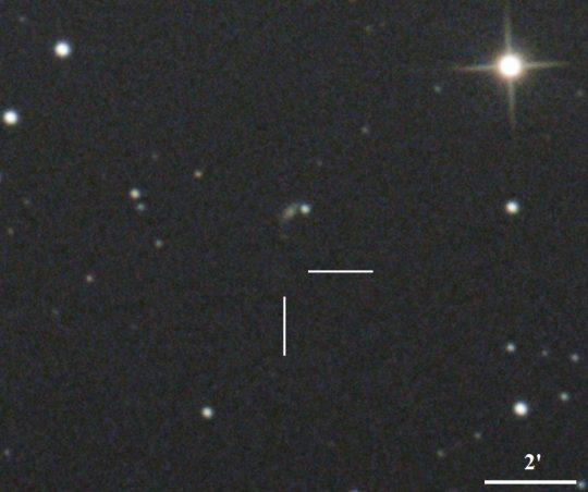 Csillagközi égitestek a Naprendszerben @ Óbudai Polaris Csillagvizsgáló