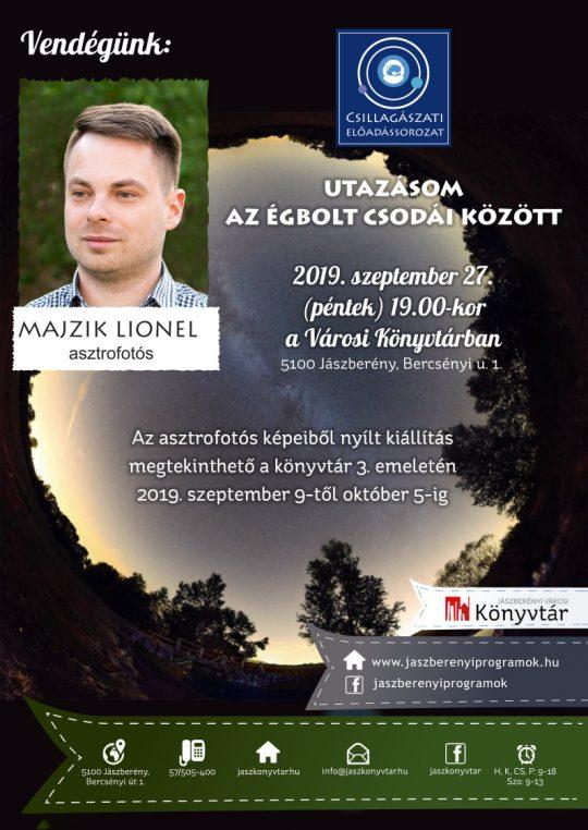 Kutatók Éjszakája Jászberényben @ Jászberényi Városi Könyvtár