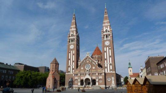 Merkúr-átvonulás Szegedről @ Dóm tér