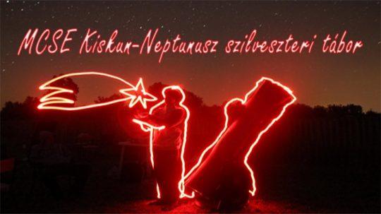 MCSE Kiskun-Neptunusz szilveszteri tábor @ Kézművestanya