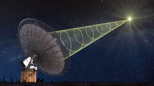 Gyors rádiókitörések: a felfedezéstől az első elméletekig @ Óbudai Polaris Csillagvizsgáló