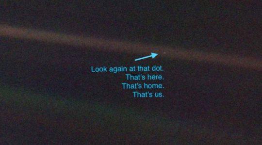 Kis kék jelentéktelenség/ Na ez vagy te, emberiség @ Óbudai Polaris Csillagvizsgáló