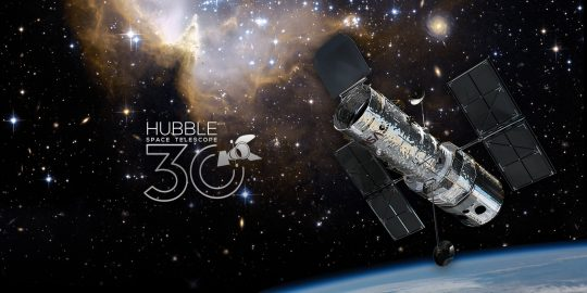 30 éves a Hubble-űrtávcső @ Youtube