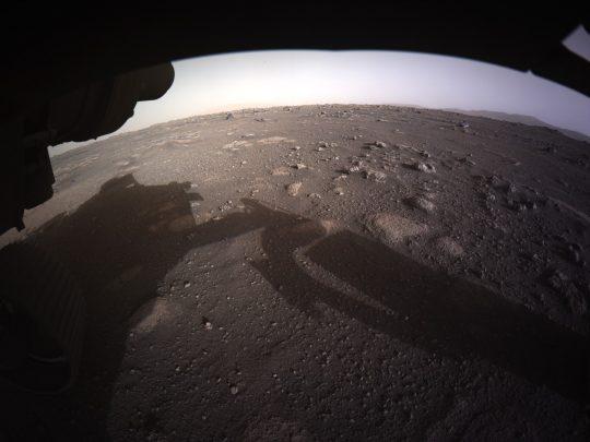 Sikeresen leszállt a Perseverance a Marson! @ Facebook, Polaris Csillagvizsgáló