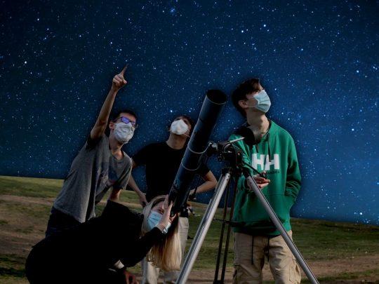 Középiskolás szakkör @ Óbudai Polaris Csillagvizsgáló